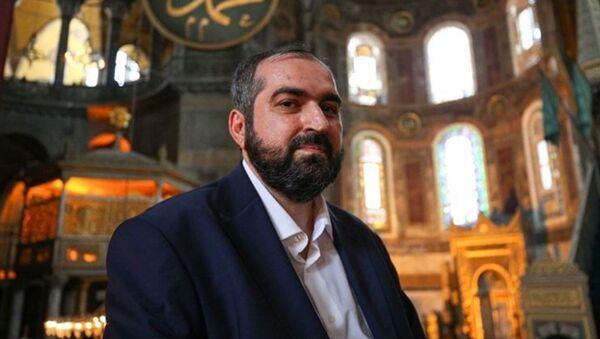 Mehmet Boynukalın - Sputnik Türkiye