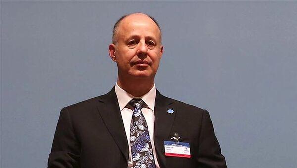 İsrail Yerleşim Birimleri Bakanı Hanegbi - Sputnik Türkiye