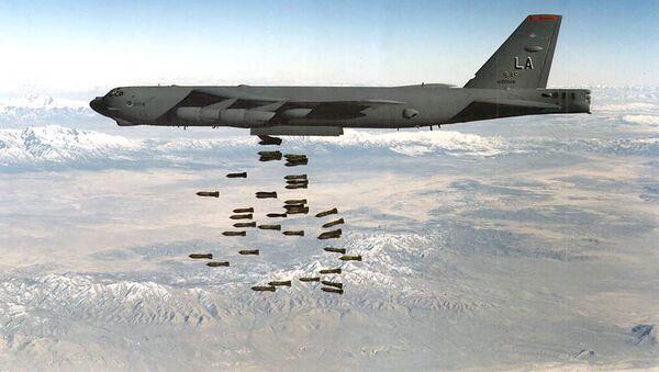 B-52H Stratofortress  - Sputnik Türkiye