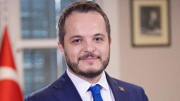 Selim Arda Ermut - Sputnik Türkiye