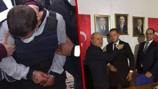 92 yaşındaki kadının katil zanlısı MHP dövmesi, İbrahim Zarap - Sputnik Türkiye