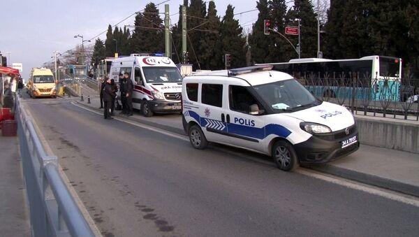 Polis - Eyüpsultan - Sputnik Türkiye