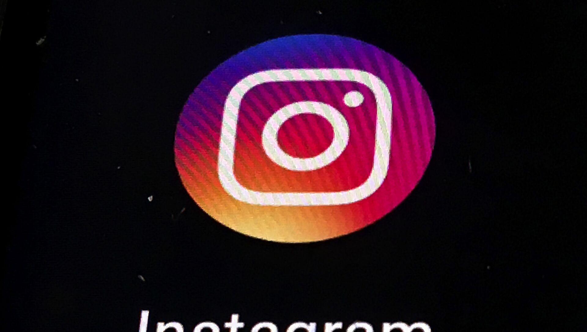 Instagram logo - Sputnik Türkiye, 1920, 28.07.2021