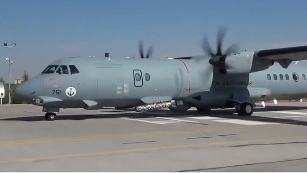 P-72 Deniz Karakol Uçağı  - Sputnik Türkiye