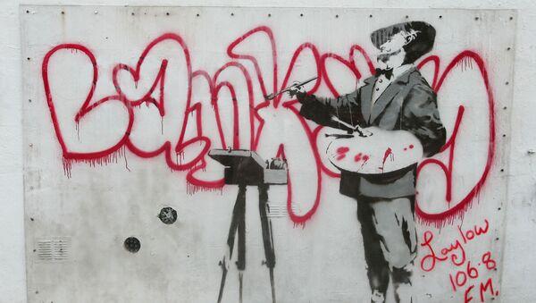 Banksy - Sputnik Türkiye