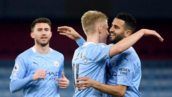 Manchester City - Southampton - Sputnik Türkiye