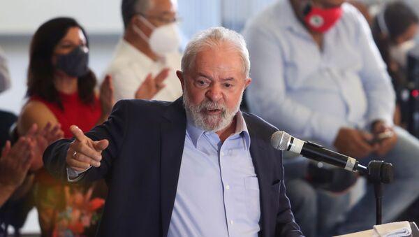 Lula da Silva  - Sputnik Türkiye