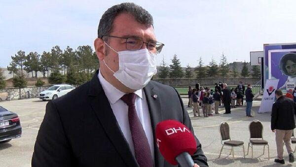TÜBİTAK Başkanı Hasan Mandal - Sputnik Türkiye