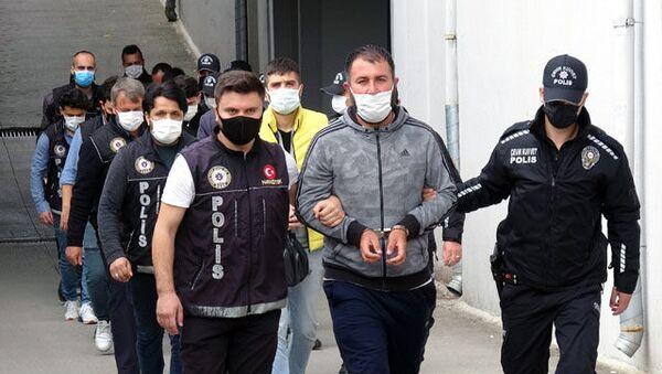 Güvenlik görevlisi olarak çalıştığı hastanenin acil servisinde uyuşturucu sattı - Sputnik Türkiye