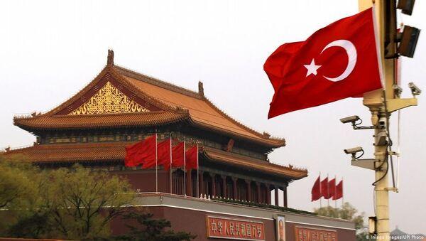 Çin, Türkiye - Sputnik Türkiye