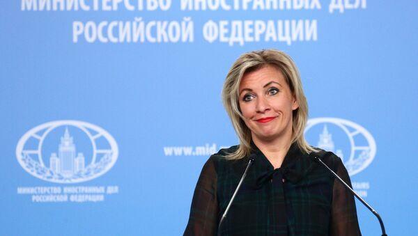 Mariya Zaharova - Sputnik Türkiye