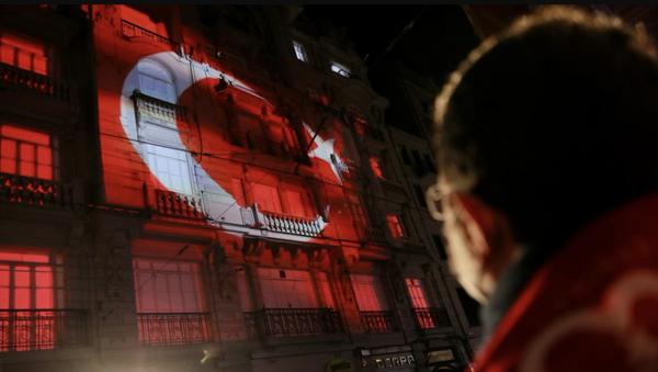İBB BaşkanıEkrem İmamoğlu - Sputnik Türkiye