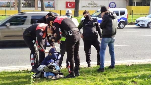 Sırt çantasına bomba süsü verip intihara kalkıştı - Sputnik Türkiye