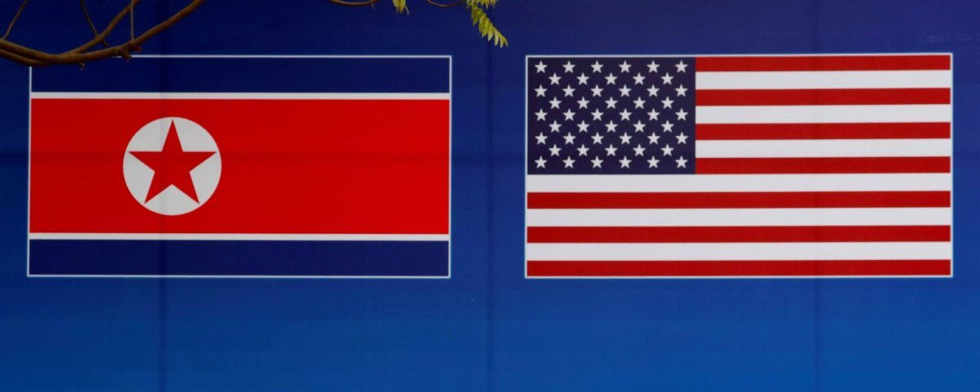 Kuzey Kore - ABD - bayrak - Sputnik Türkiye, 1920, 27.09.2021