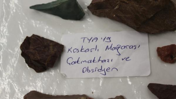 Trabzon'da bulunan M.Ö. 11 bin yılına ait mağara - Sputnik Türkiye