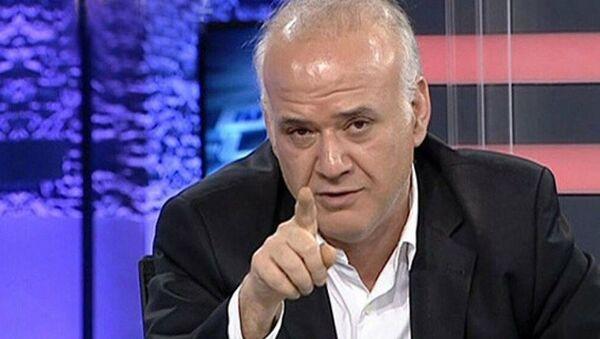 Ahmet Çakar - Sputnik Türkiye