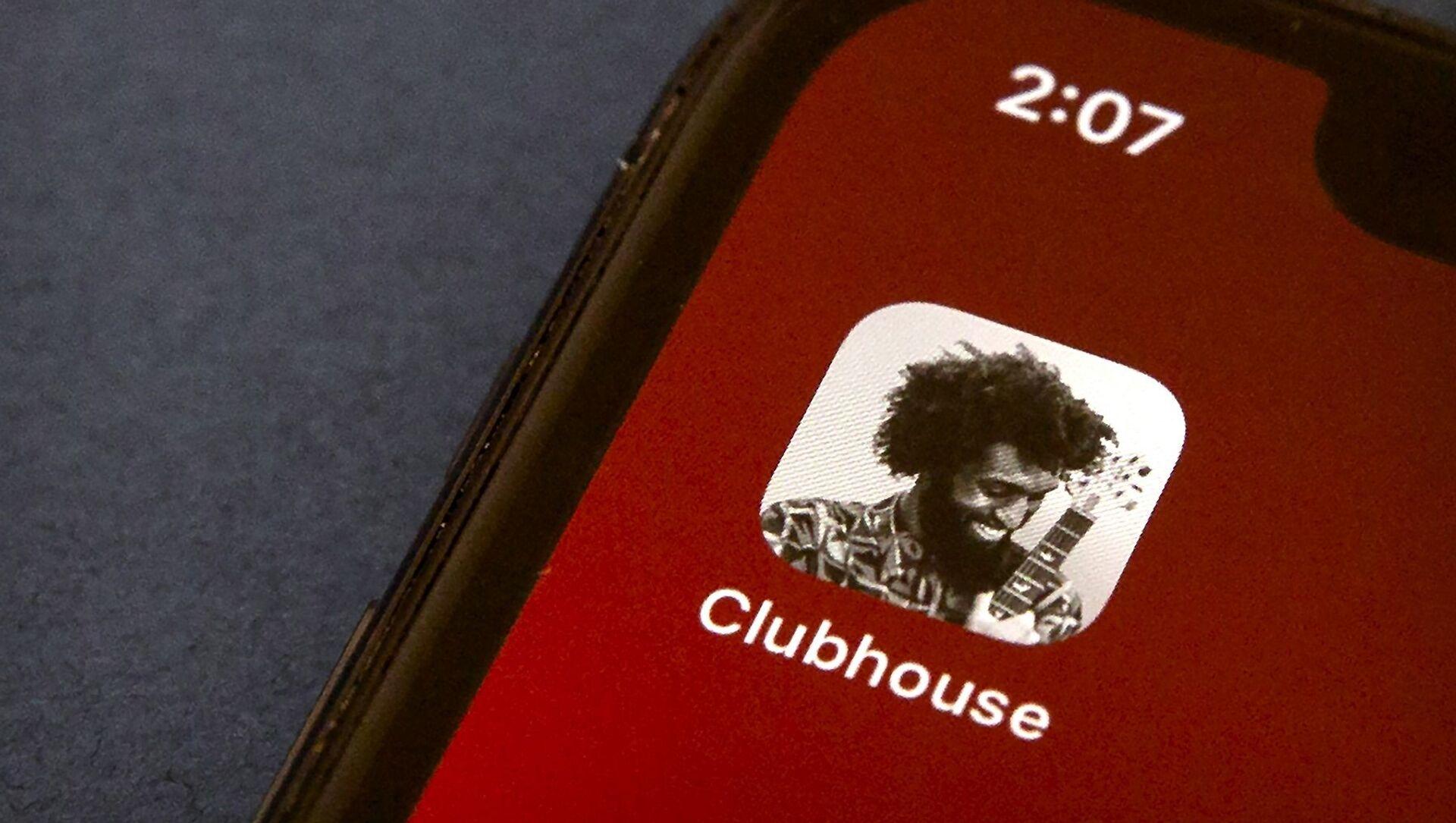 Clubhouse - logo - Sputnik Türkiye, 1920, 17.03.2021