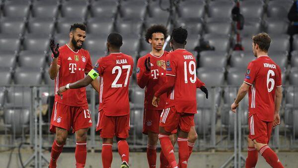 Bayern Münih - Lazio - UEFA Şampiyonlar Ligi - Sputnik Türkiye