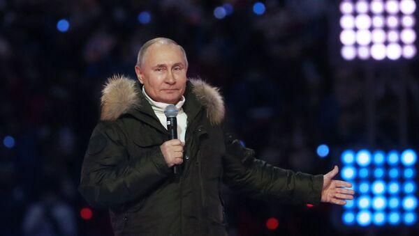Putin: Rusya yeni jeopolitik koşullarda yaşamaya hazır - Sputnik Türkiye