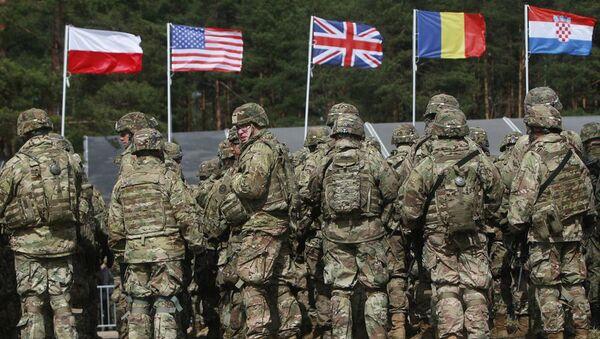Defender Europe, ABD ordusu Avrupa'da - Sputnik Türkiye