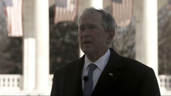 George W. Bush - Sputnik Türkiye