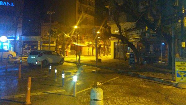 Balıkesir'in Erdek ilçesi açıklarında, Marmara Denizi'nde 3.7 şiddetinde deprem meydana geldi. - Sputnik Türkiye