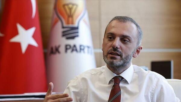 Erkan Kandemir - Sputnik Türkiye
