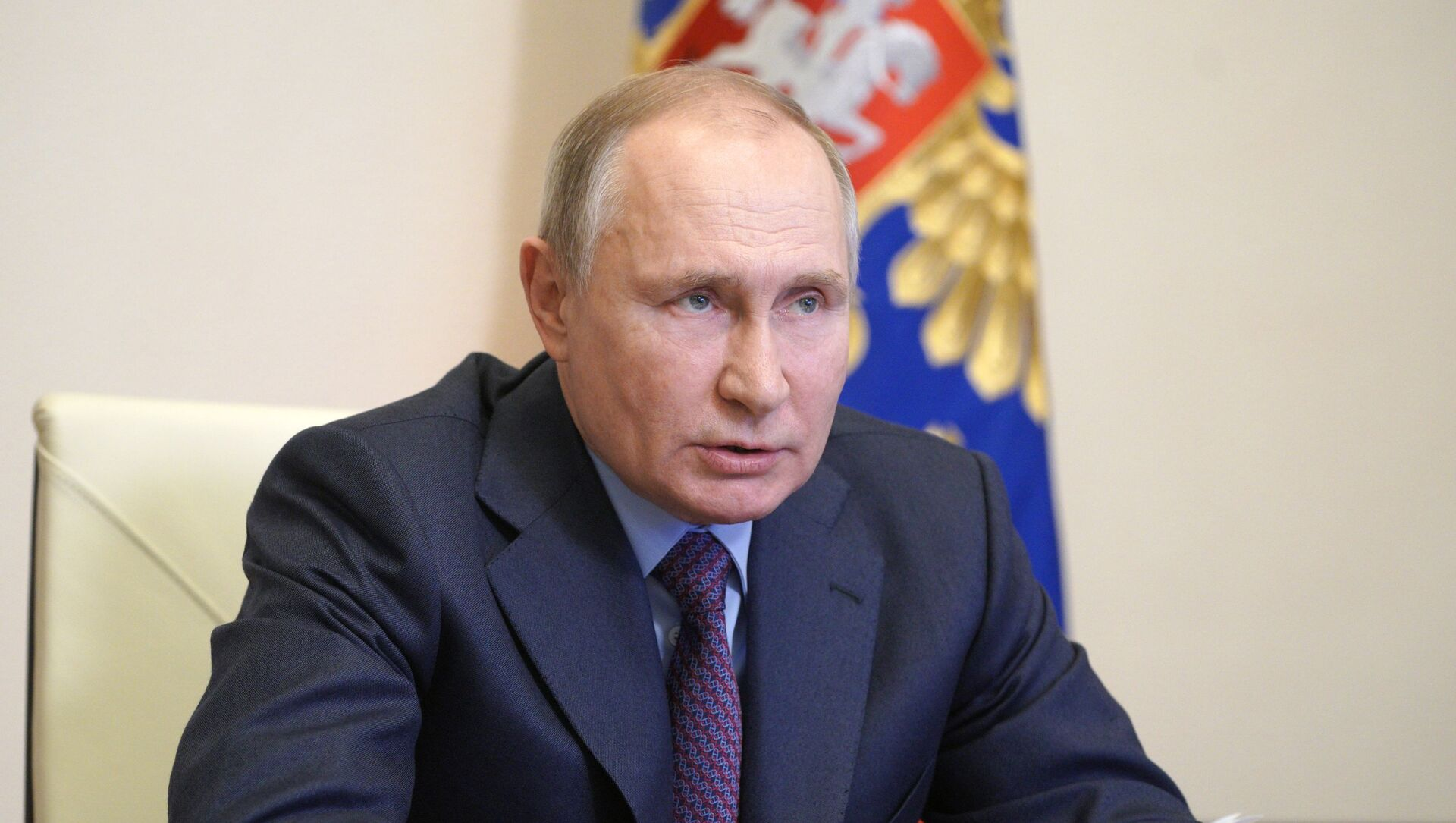 Vladimir Putin - Sputnik Türkiye, 1920, 02.04.2021
