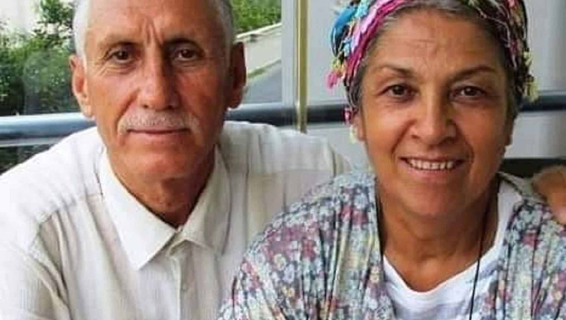 Emekli çift, başlarından vurularak öldürülmüş halde bulundu - Sputnik Türkiye, 1920, 22.03.2021