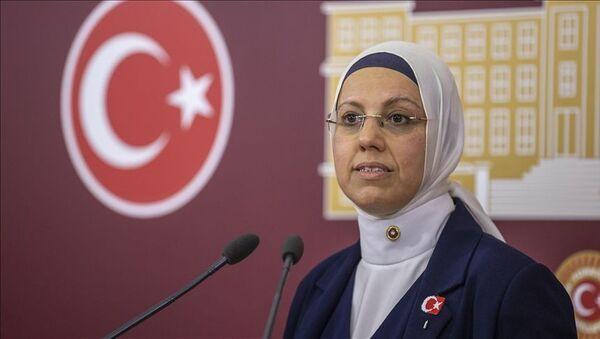 AK Parti İstanbul Milletvekili Ravza Kavakçı Kan - Sputnik Türkiye