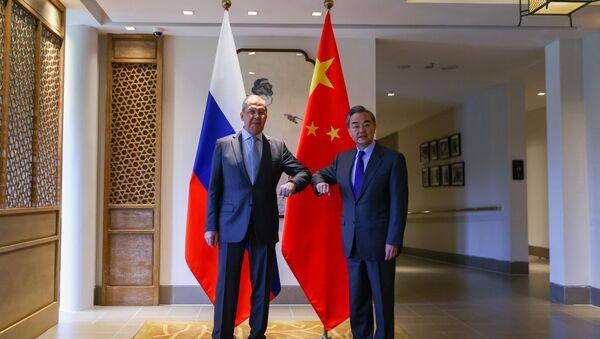 Rusya ve Çin'den BMGK daimi üyelerine zirve düzenleme çağrısı - Sputnik Türkiye