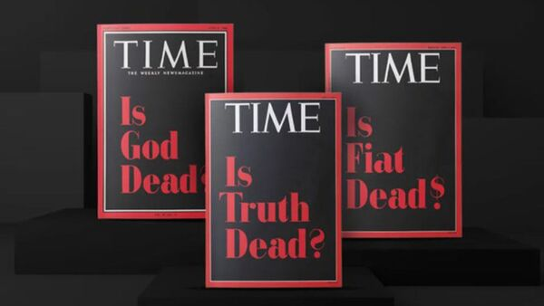 TIME dergisi, üç kapağını NFT olarak açık artırmaya çıkardı - Sputnik Türkiye