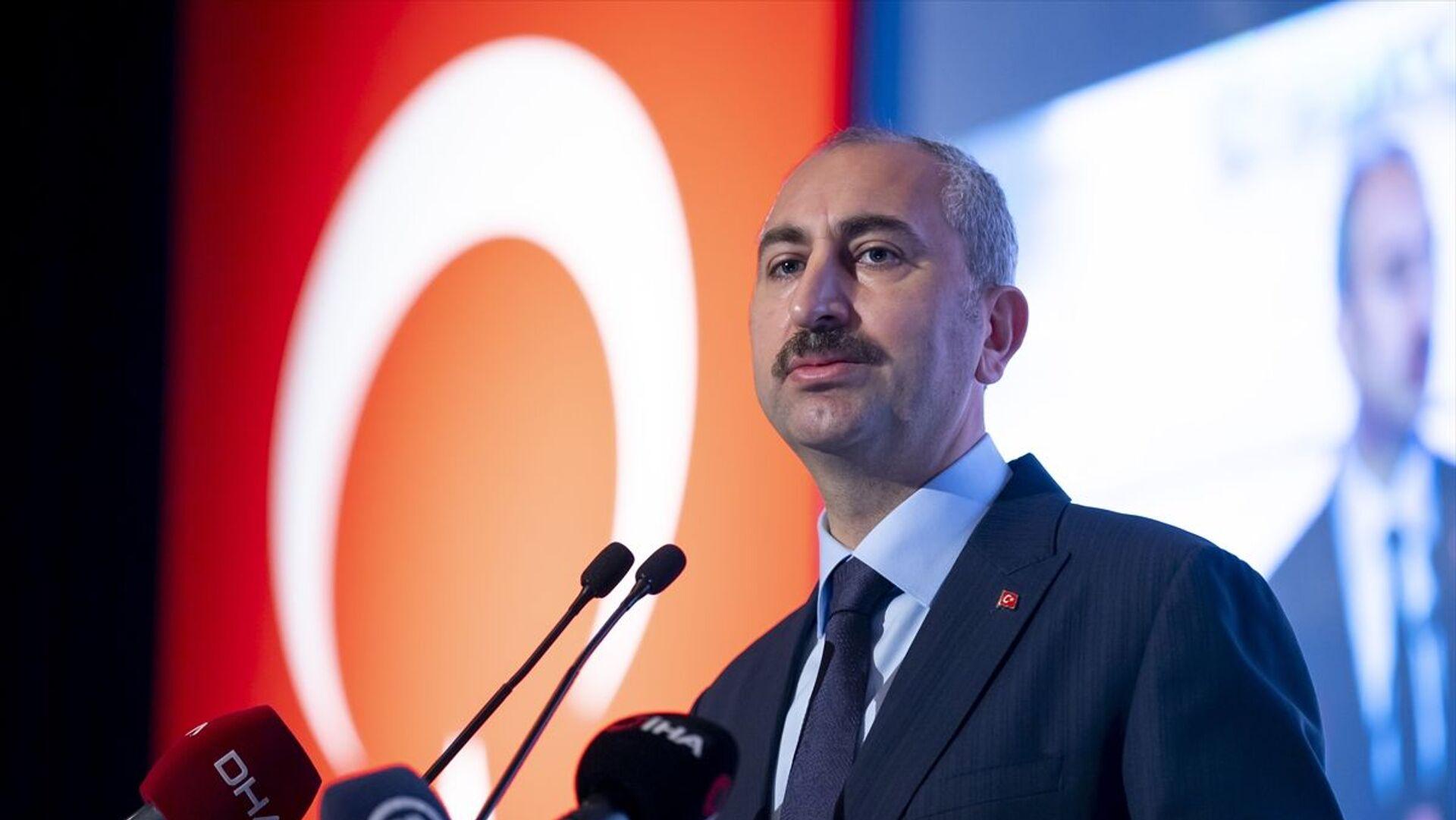 Abdulhamit Gül - Sputnik Türkiye, 1920, 03.06.2021