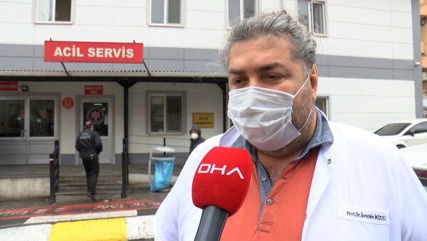 Prof. Dr. İbrahim İkizeli - Sputnik Türkiye
