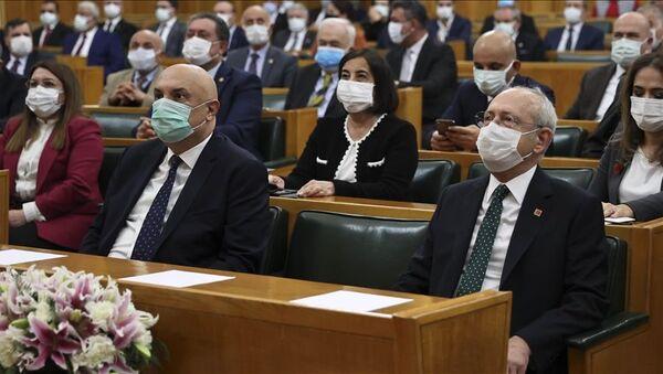 CHP, İstanbul Sözleşmesi için Meclis'te genel görüşme talep etti - Sputnik Türkiye