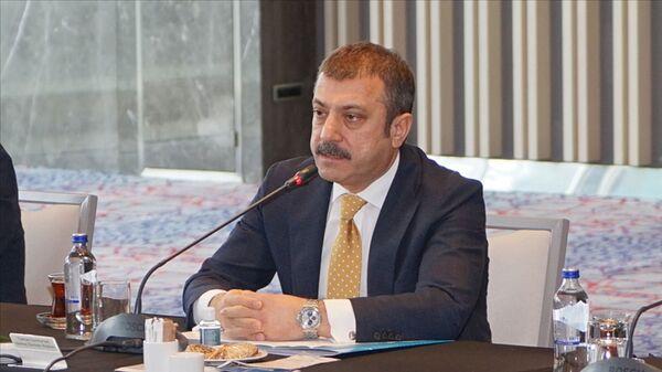 TCMB Başkanı Şahap Kavcıoğlu - Sputnik Türkiye