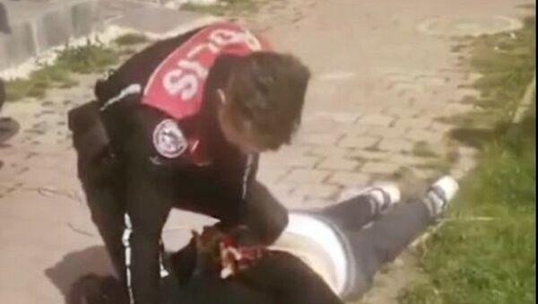 Antalya 3 çocuğu taciz etti, yakalanınca tehditler savurdu - Sputnik Türkiye