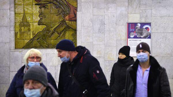 Rusya - koronavirüs - Kovid-19 - salgın - Moskova - Sputnik Türkiye
