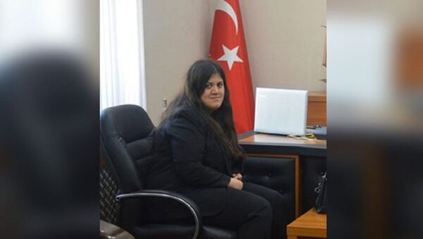 Cumhuriyet Savcısı Özlem Salkım - Sputnik Türkiye