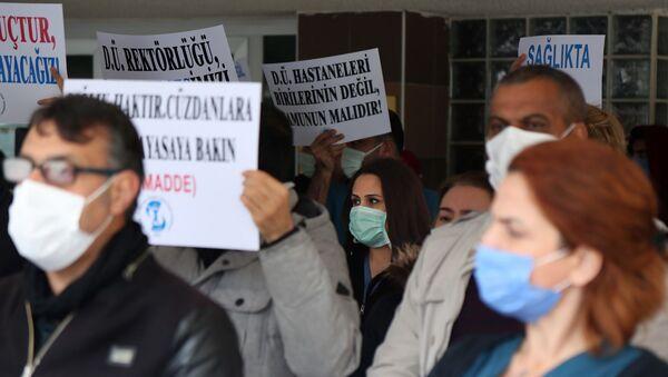 Diyarbakır Sağlık Platformu - Sputnik Türkiye