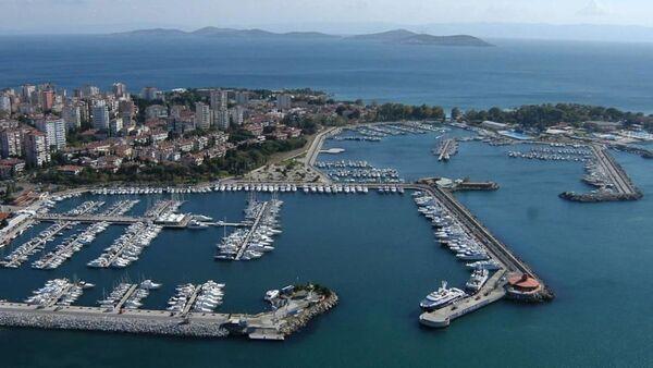 Fenerbahçe-Kalamış Yat Limanı  - Sputnik Türkiye