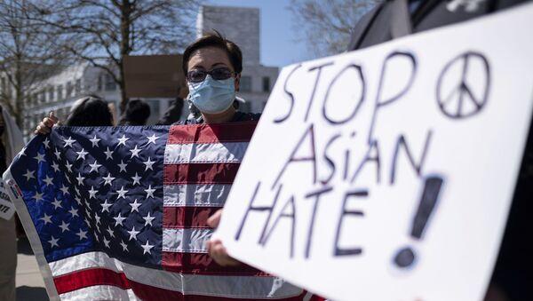 ABD'de Asya kökenlilere ırkçılık - Sputnik Türkiye