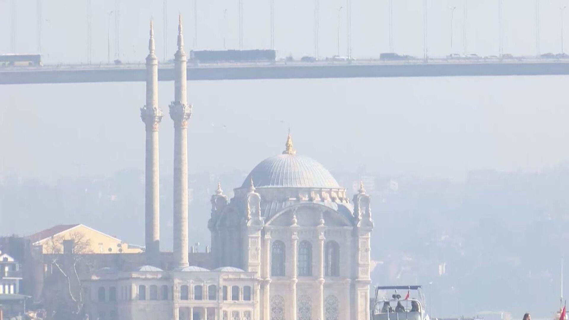 İstanbul hava kirliliği - Sputnik Türkiye, 1920, 24.09.2021