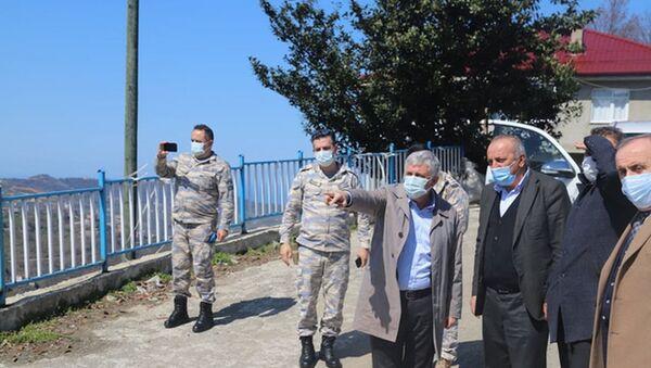 Türk Hava Kuvvetleri'nden Karadeniz'e radar üssü - Sputnik Türkiye