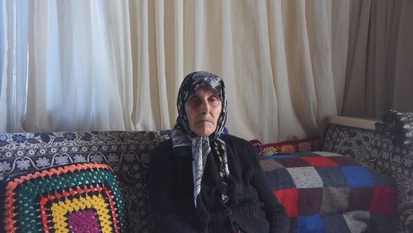 Odun satıcısı görünümündeki kişilerce gasp edilen yaşlı kadın - Sputnik Türkiye