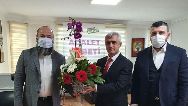 Tevhid dergisi - Ömer Faruk Gergerlioğlu - Sputnik Türkiye