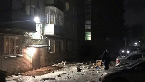 Tataristan - doğalgaz patlaması - Sputnik Türkiye