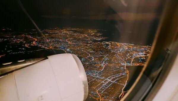 İstanbul, uçuş, uçak, THY - Sputnik Türkiye