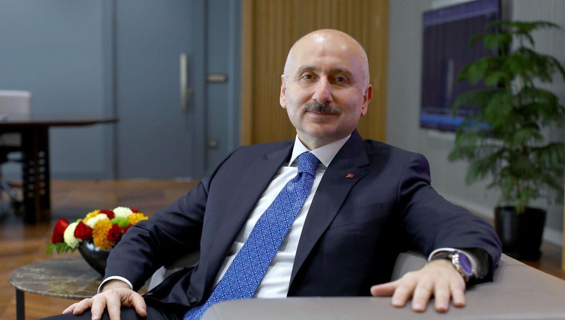 Adil Karaismailoğlu - Sputnik Türkiye, 1920, 09.05.2021