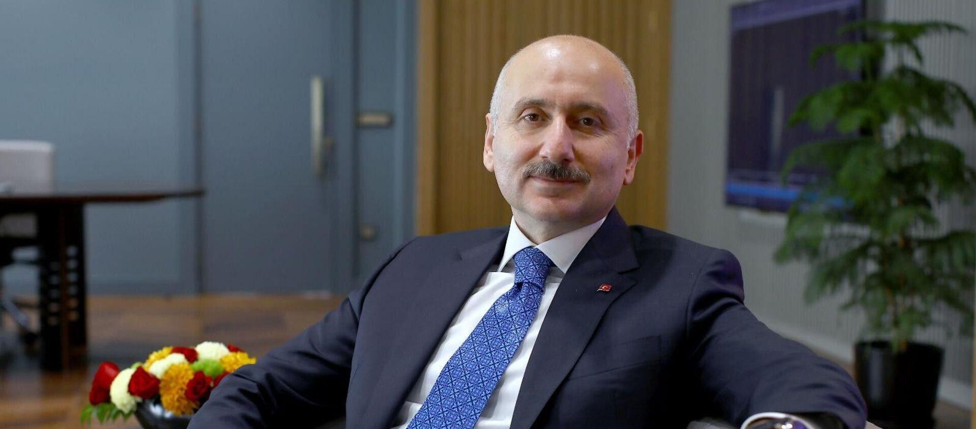 Adil Karaismailoğlu - Sputnik Türkiye, 1920, 30.03.2021